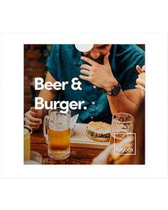Big Box - Beer & Burger