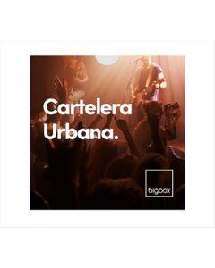 Big Box - Cartelera Urbana