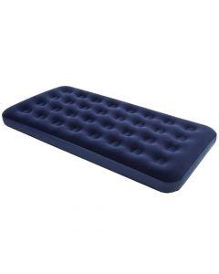 Colchón Inflable Individual Más Inflador- Azul