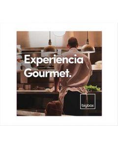 Gastronomía - Box Experiencia Gourmet