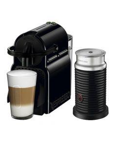 Cafetera inissia Black con Aeroccino
