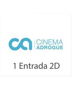 Ticket Box - 1 entrada 2D- CINEMA ADROGUÉ