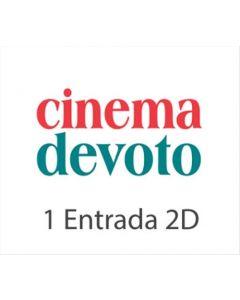 Ticket Box - 1 entrada 2D- CINEMA DEVOTO