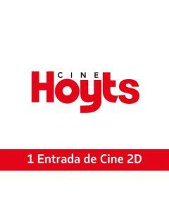 Ticket Box - 1 entrada 2D - CINE HOYTS
