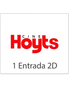 Ticket Box - 1 entrada 2D- CINE HOYTS