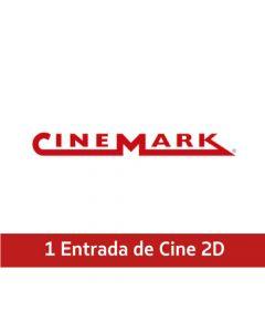 Ticket Box - 1 entrada 2D - CINEMARK