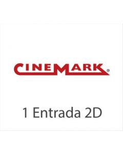 Ticket Box - 1 entrada 2D- CINEMARK
