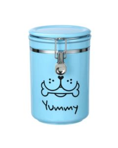 Cocooning - Canister YUMMY Light Blue- 1600ml
