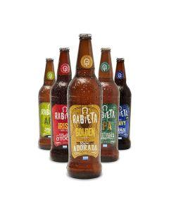 Craft Rabieta - Voucher Online- Cerveza RABIETA MIX 710CC X6