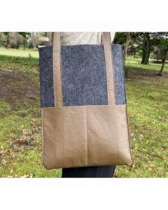 FELTY- Funda Tote Bag 13- varios diseños