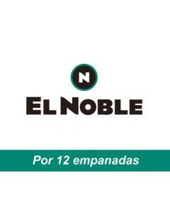 El Noble - Voucher por 12 empanadas