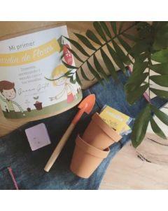 Kit Infantil Mi Primer Jardín de Flores. Envío Incluido
