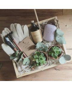Set de Jardineria con difusor y jabón- Envío Incluido