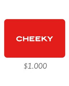 Cheeky Programas - Gift Card Virtual $1000