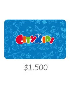 City Kids - Gift Card Virtual $1500