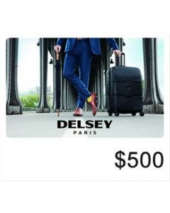 Delsey - Gift Card Virtual $500