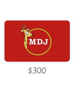 El Mundo del Juguete - Gift Card Virtual $300