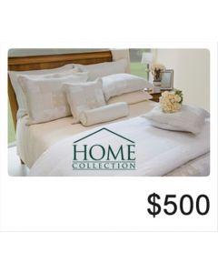 Home Collection - Gift Card Virtual $500