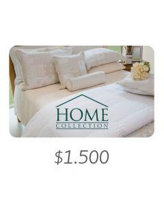 Home Collection - Gift Card Virtual $1500