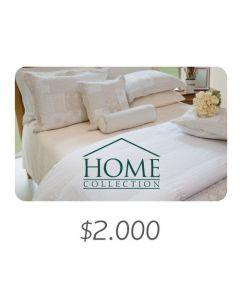 Home Collection - Gift Card Virtual $2000