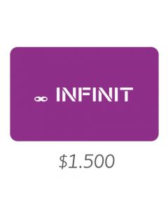 Infinit - Gift Card Virtual $1500