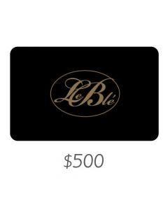 Le Blé - Gift Card Virtual $500