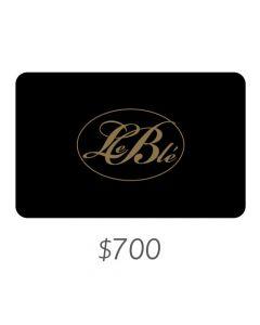 Le Blé - Gift Card Virtual $700