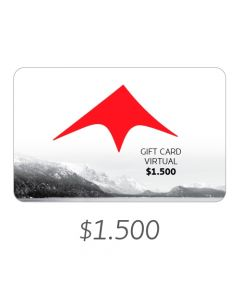 Montagne - Gift Card Virtual $1500