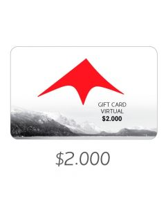 Montagne - Gift Card Virtual $2000