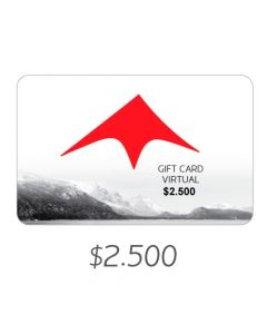 Montagne - Gift Card Virtual $2500