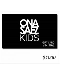 Ona Saez Kids - Gift Card Virtual $ 1000