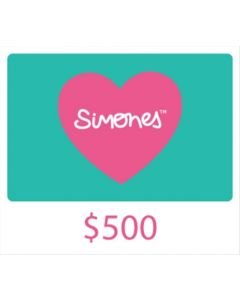 Simones - Gift Card Virtual $500