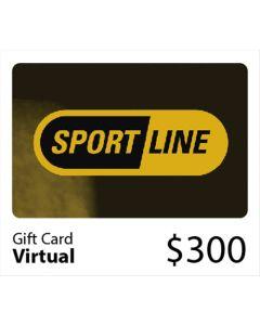 Sportline - Gift Card Virtual $300