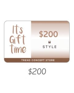StyleStore - Gift Card Virtual $200