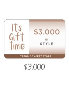 StyleStore - Gift Card Virtual $3000