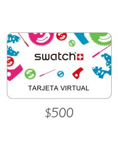Swatch - Gift Card Virtual $500