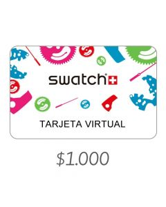 Swatch - Gift Card Virtual $1000