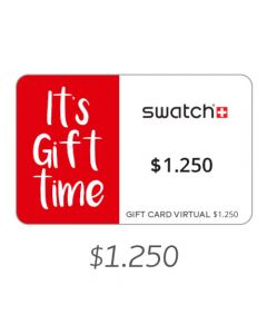 Swatch - Gift Card Virtual $1250