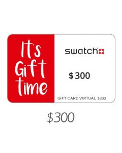 Swatch - Gift Card Virtual $300