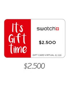 Swatch - Gift Card Virtual $2500