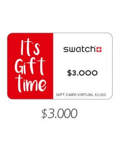 Swatch - Gift Card Virtual $3000
