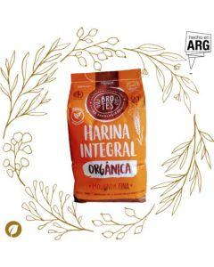 Harina Integral de Trigo Fina Brotes de Traslasierra 5Kg