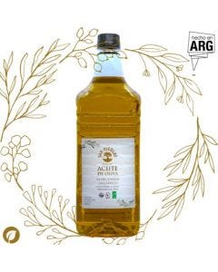 Aceite de Oliva Extra Virgen orgánico 2lts