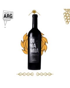 Vino Orgánico - Dinamia Reserva Malbec x3