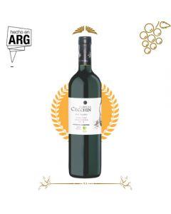 Vino Orgánico - Familia Cecchin Cabernet Sauvignon x6