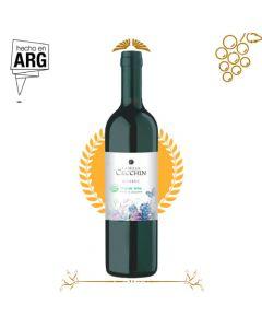 Vino Orgánico - Colección New York Malbec Sin Sulfitos x3
