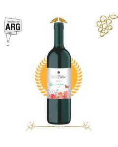 Vino Orgánico - Colección New York Tinto de Criolla Sin Sulfitos x3