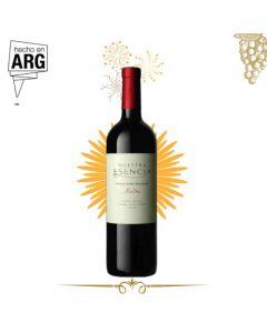 Vino Orgánico - Nuestra Esencia Malbec x6