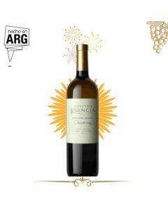Vino Orgánico - Nuestra Esencia Chardonnay x6