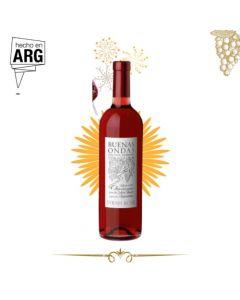 Vino Orgánico - Nuestra Esencia Syrah Rosé x6